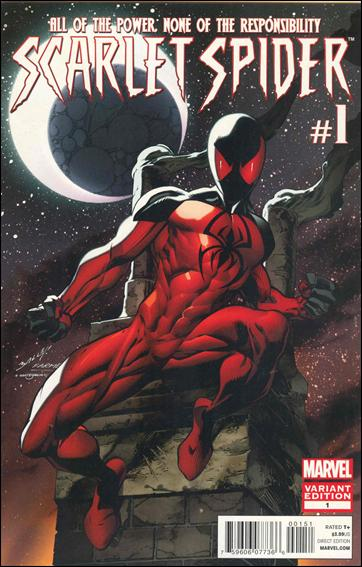 Scarlet Spider (2012) 1-C by Marvel