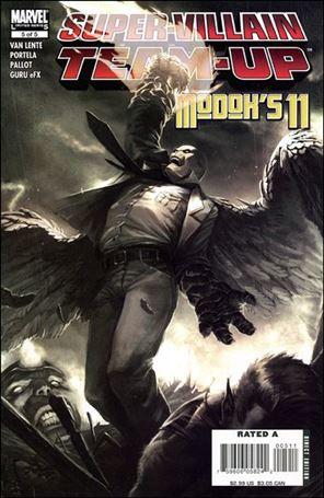 Super-Villain Team-Up/MODOK's 11 5-A