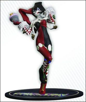 Ame-Comi (Heroine Series) Harley Quinn by DC Collectibles