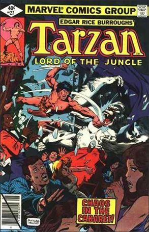 Tarzan (1977) 27-A