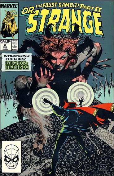 Doctor Strange, Sorcerer Supreme 6-A by Marvel