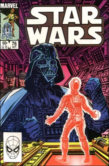Star Wars (1977) 76-A by Marvel