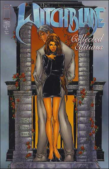 Witchblade Collected Edition 3-A by Top Cow