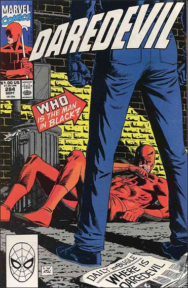Daredevil (1964) 284-A by Marvel