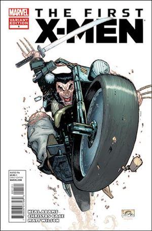 First X-Men 1-C
