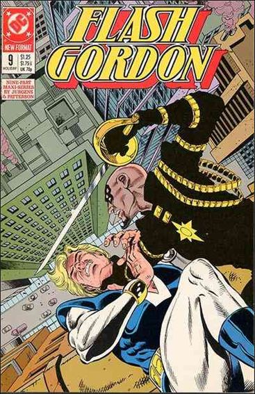 Flash Gordon (1988) 9-A by DC