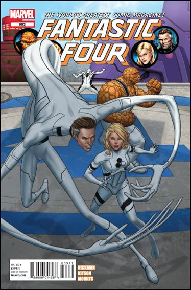Fantastic Four (1961) 603-A by Marvel
