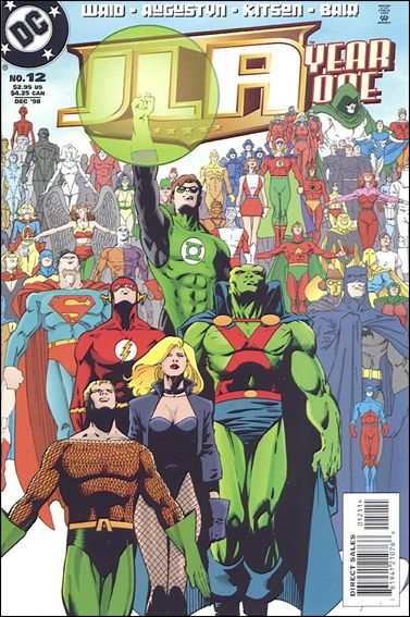 JLA: Year One 12-A by DC