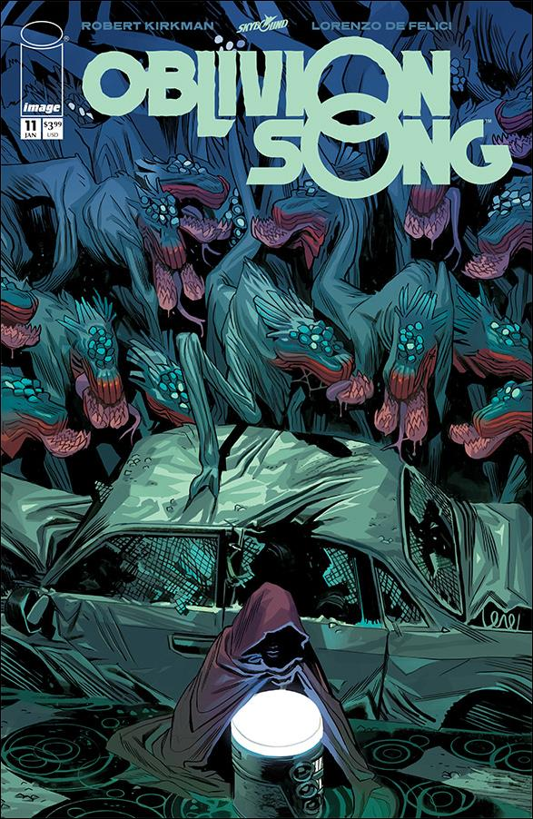 Oblivion Song 11-A by Skybound Entertainment