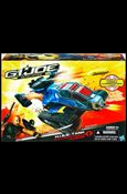 G.I. Joe: Retaliation (Delta Class Vehicles) H.I.S.S. Tank with Cobra Commander