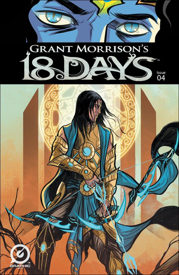 18 Days 4-A by Graphic India