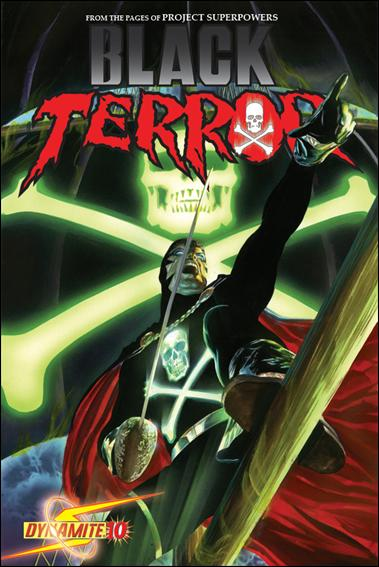 Black Terror (2008) 10-A by Dynamite Entertainment