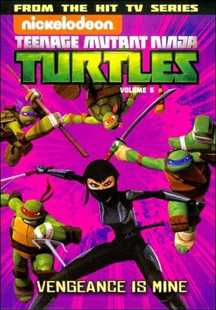 Teenage Mutant Ninja Turtles Animated 6-A