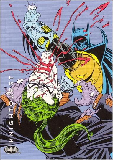 Batman: Saga of the Dark Knight (Base Set) 94-A by SkyBox