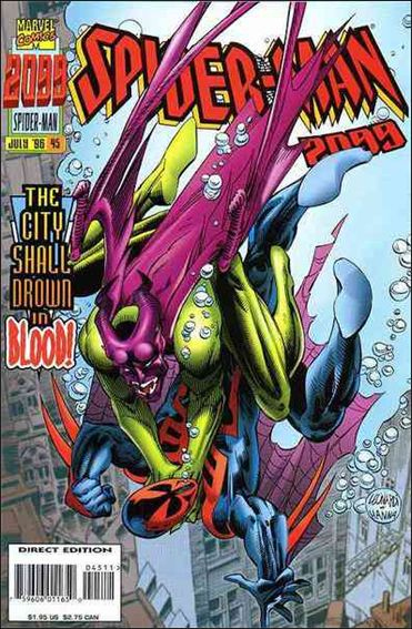 Spider-Man 2099 (1992) 45-A by Marvel