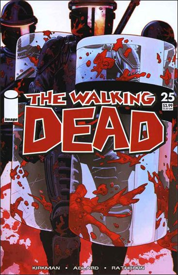 Walking Dead (2003) 25-A by Image