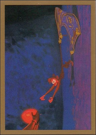 Aladdin (Base Set) 35-A by SkyBox