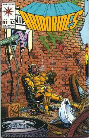 Armorines (1993) 4-A