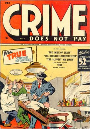 Crime Does Not Pay 41-A