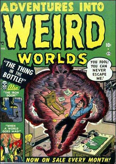 Adventures into Weird Worlds 2-A by Atlas