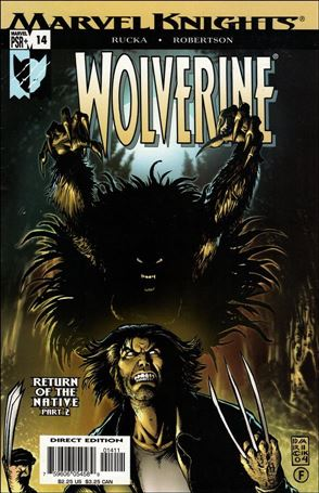 Wolverine (2003)  14-A