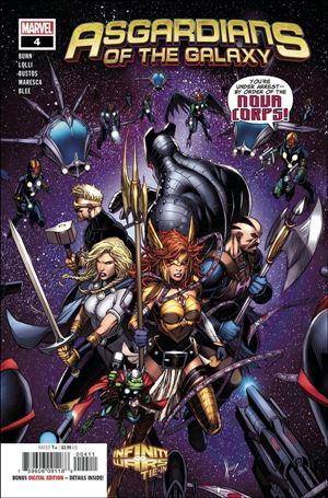 Asgardians of the Galaxy 4-A