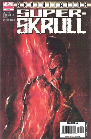 Annihilation: Super-Skrull 1-A by Marvel