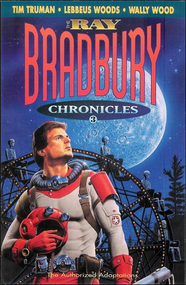 Ray Bradbury Chronicles 3-A by Spectra Books