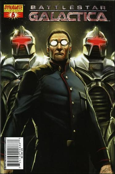 Battlestar Galactica (2006) 6-B by Dynamite Entertainment