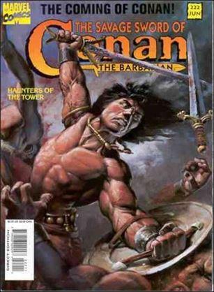 Savage Sword of Conan (1974) 222-A
