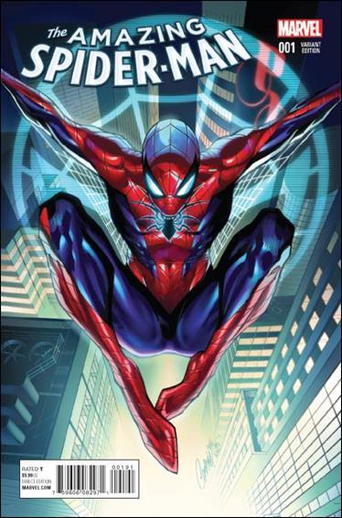 Amazing Spider-Man (2015) 1-F by Marvel