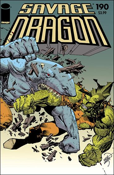 Savage Dragon (1993) 190-A by Image