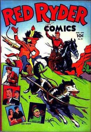 Red Ryder Comics 18-A