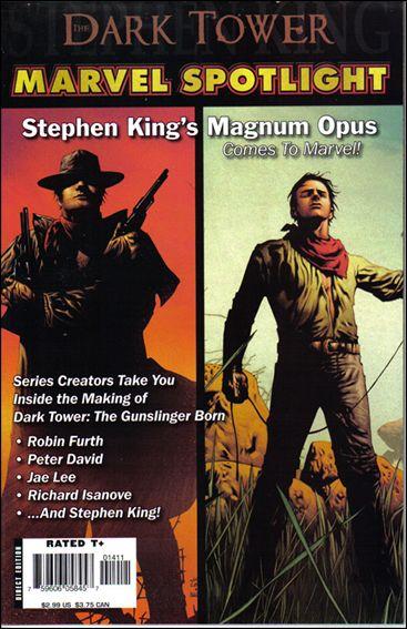 Marvel Spotlight: Dark Tower nn-A by Marvel