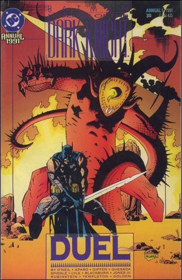 Batman: Legends of the Dark Knight Annual 1-A by DC