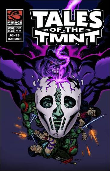 Tales of the TMNT 56-A by Mirage