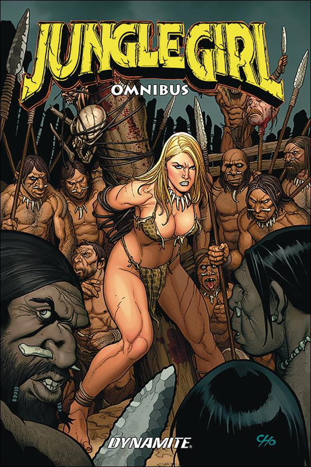 Jungle Girl Complete Omnibus nn-A by Dynamite Entertainment