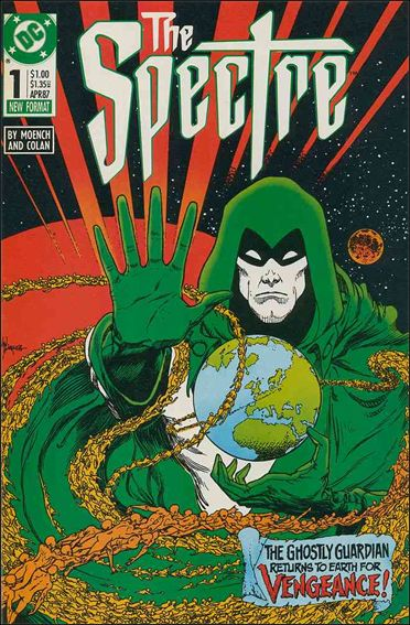 Spectre (1987) 1-A by DC