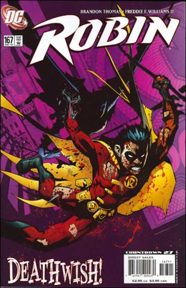 Robin (1993) 167-A by DC