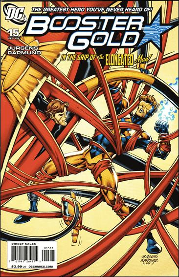 Booster Gold (2007) 15-A by DC