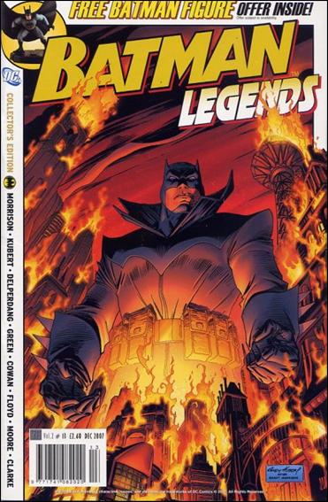 Batman Legends (2007) (UK) 13-A by Titan Magazines
