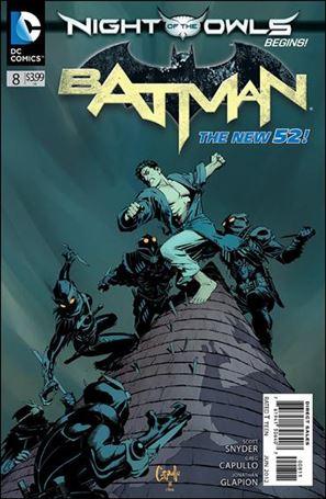 Batman (2011) 8-A
