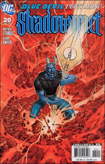 Shadowpact 20-A by DC