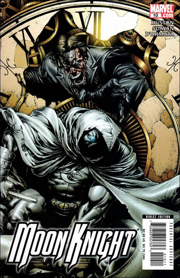 Moon Knight (2006) 10-A by Marvel