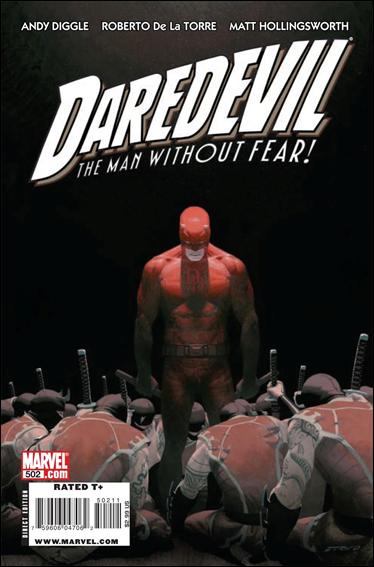 Daredevil (1964) 502-A by Marvel