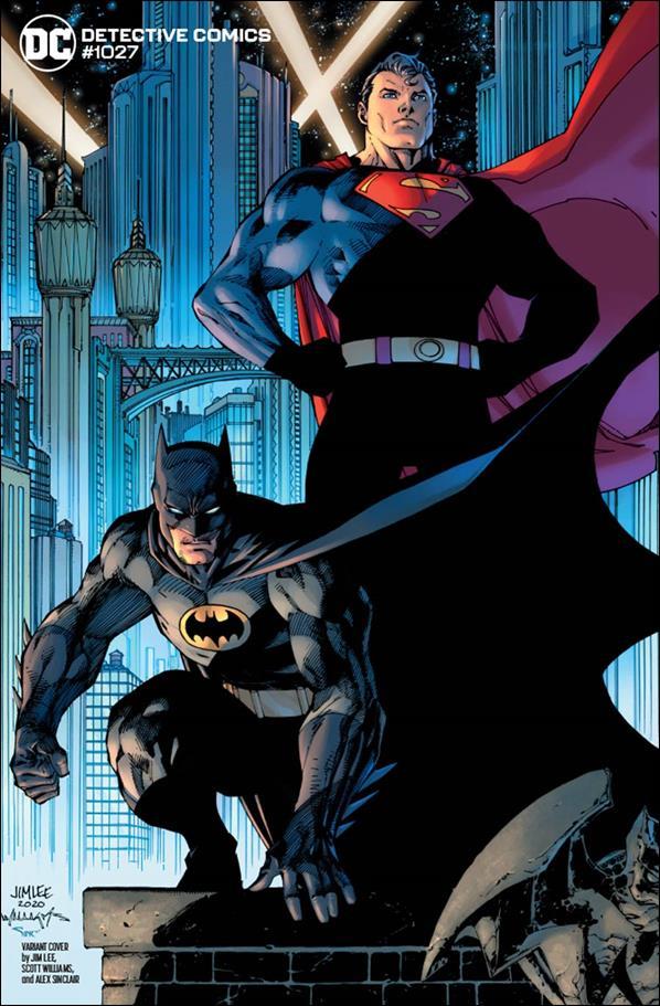Detective Comics (1937) 1027-F by DC