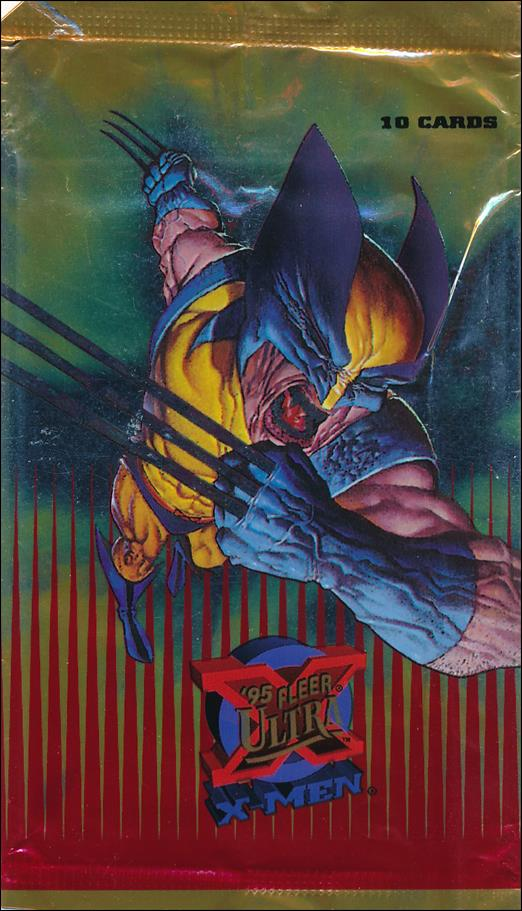 1995 Fleer Ultra X-Men 2-A by Fleer