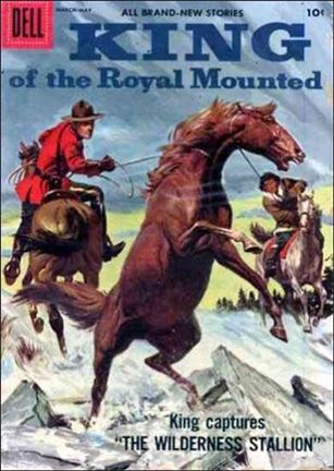 King of the Royal Mounted 24-A