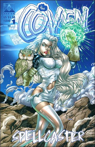 Coven: Spellcaster 1-A by Avatar Press