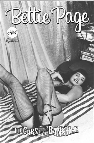 Bettie Page: The Curse of the Banshee 4-E